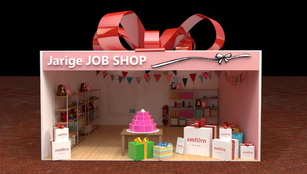 Jarige Job Shop